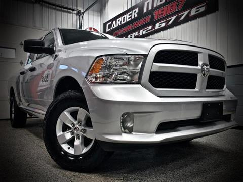 2017 RAM Ram Pickup 1500 for sale in Bridgeport, WV