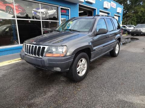 2003 Jeep Grand Cherokee for sale in North Charleston, SC