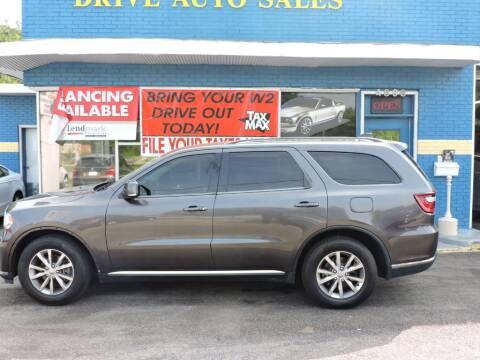 2014 Dodge Durango for sale at Drive Auto Sales & Service, LLC. in North Charleston SC