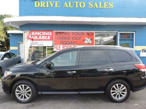 2016 Nissan Pathfinder for sale at Drive Auto Sales & Service, LLC. in North Charleston SC