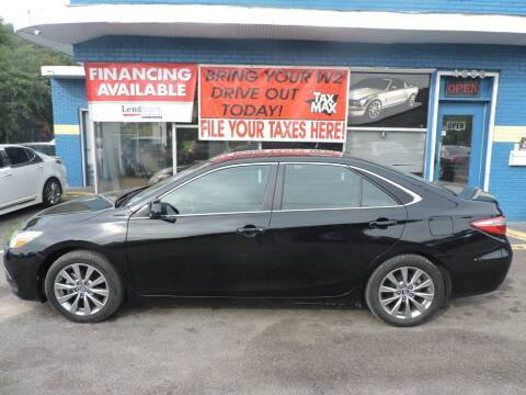 2017 Toyota Camry Hybrid for sale at Drive Auto Sales & Service, LLC. in North Charleston SC