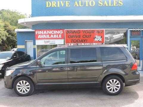 2012 Volkswagen Routan for sale at Drive Auto Sales & Service, LLC. in North Charleston SC