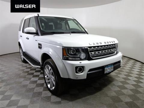 2016 Land Rover LR4 for sale in Hopkins, MN