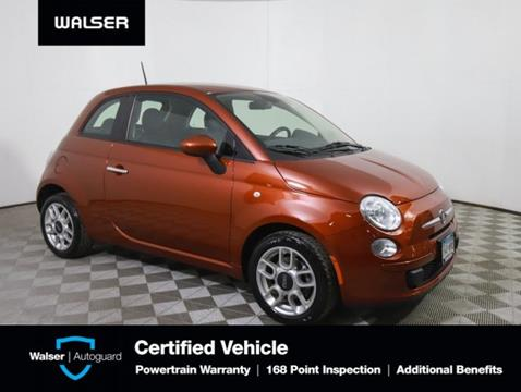 2015 FIAT 500 for sale in Hopkins, MN