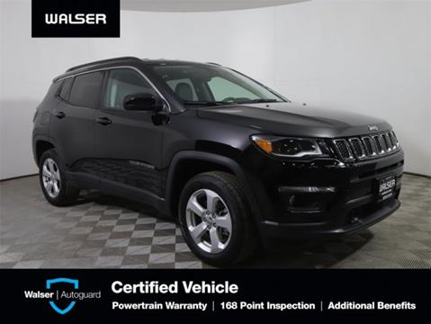 2018 Jeep Compass for sale in Hopkins, MN