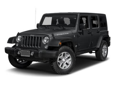 2016 Jeep Wrangler Unlimited for sale at Walser Chrysler Jeep Dodge Ram in Hopkins MN