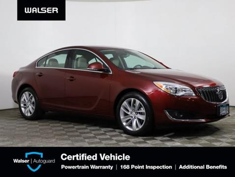 2016 Buick Regal for sale in Brooklyn Park, MN
