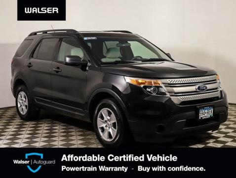 2013 Ford Explorer Sport For Sale >> 2013 Ford Explorer For Sale In Brooklyn Park Mn