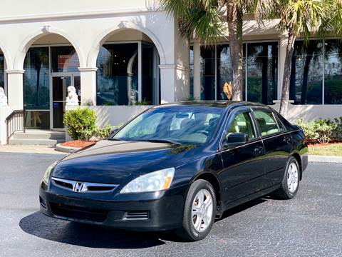 Used 2007 Honda Accord For Sale Carsforsale Com