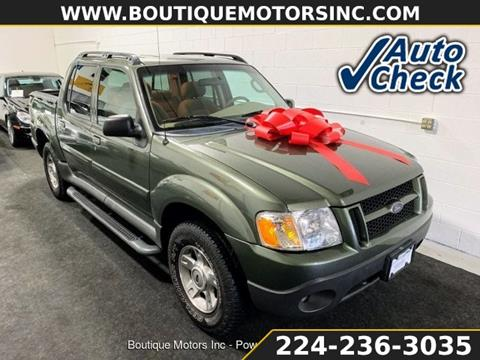 2004 Ford Explorer Sport Trac for sale in Lake In The Hills, IL
