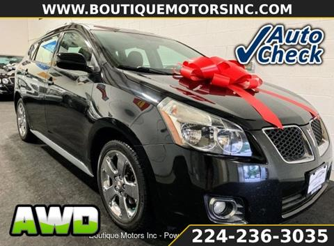 2009 Pontiac Vibe for sale in Lake In The Hills, IL