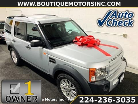 2008 Land Rover LR3 for sale in Lake In The Hills, IL