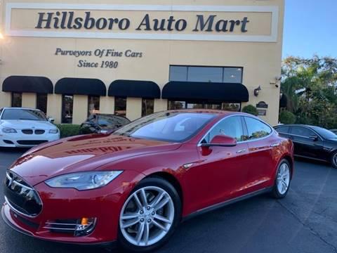 2015 Tesla Model S for sale in Tampa, FL