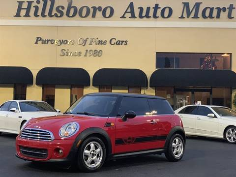 2011 MINI Cooper for sale in Tampa, FL