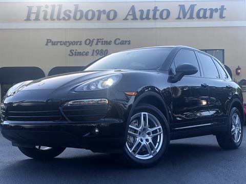 2014 Porsche Cayenne for sale in Tampa, FL
