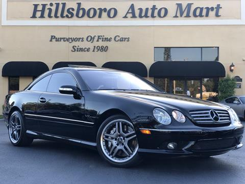 2005 Mercedes-Benz CL-Class for sale in Tampa, FL