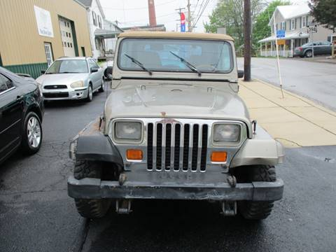 1995 jeep wrangler automatic transmission problems