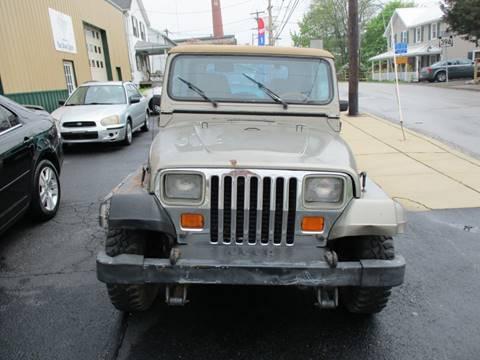 Jeep Wrangler For Sale in Biglerville, PA - Main Street Motors