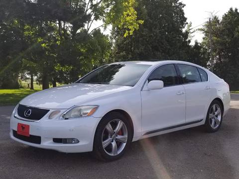 2007 Lexus GS 350 for sale in Oshkosh, WI
