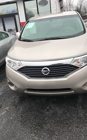 2013 Nissan Quest for sale in Louisville, KY
