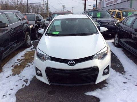2014 Toyota Corolla for sale in Louisville, KY