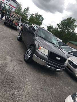 2006 Ford F-150 for sale in Louisville, KY