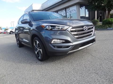 2016 Hyundai Tucson for sale in Virginia Beach, VA