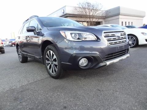 2016 Subaru Outback for sale in Virginia Beach, VA