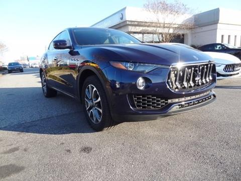 2017 Maserati Levante for sale in Virginia Beach, VA