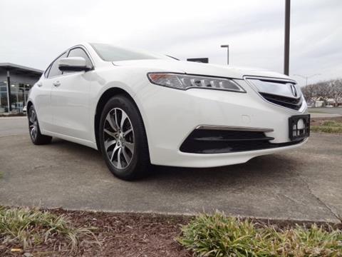 2016 Acura TLX for sale in Virginia Beach, VA