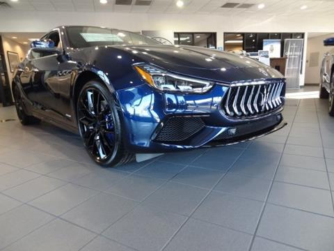 New Maserati Ghibli For Sale In Virginia Beach Va Carsforsale Com