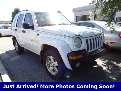 2002 Jeep Liberty for sale in Virginia Beach, VA