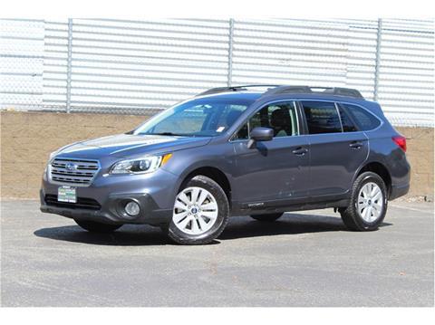 2016 Subaru Outback for sale in Everett, WA