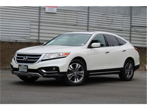 2014 Honda Crosstour for sale in Everett, WA