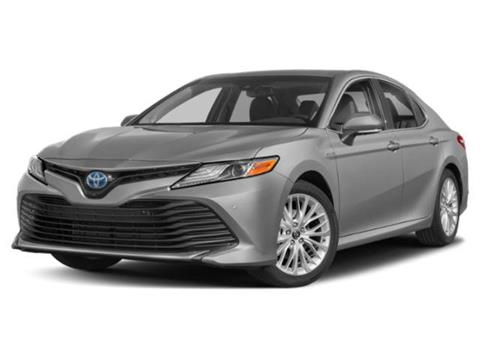 2019 Toyota Camry Hybrid for sale in Loves Park, IL