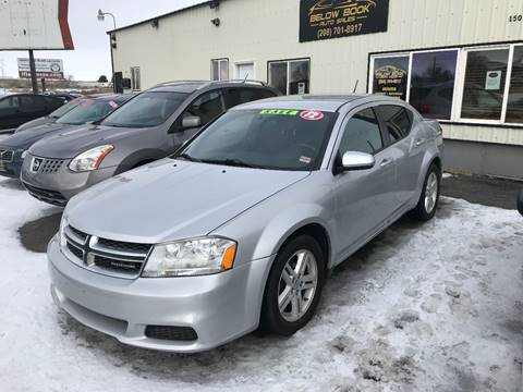 2012 Dodge Avenger for sale in Idaho Falls, ID