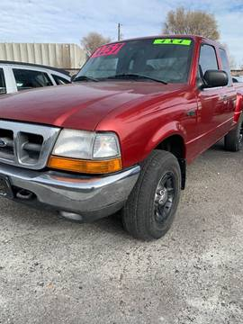 2000 Ford Ranger for sale in Idaho Falls, ID