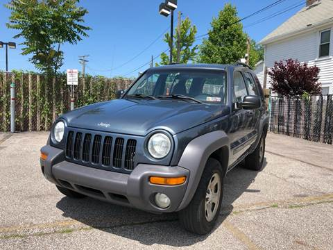 2002 Jeep Liberty for sale in Cleveland, OH