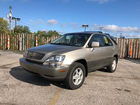 2000 Lexus RX 300 for sale in Cleveland, OH