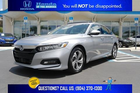 2019 Honda Accord for sale in Jacksonville, FL