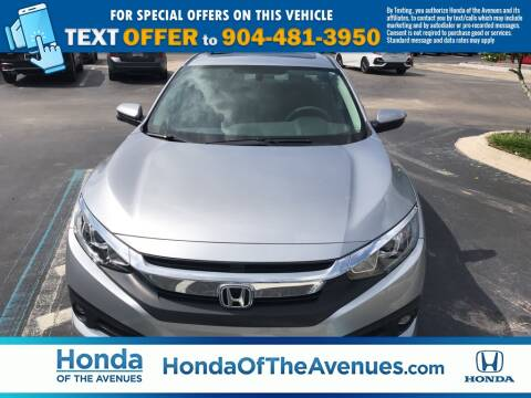 2017 Honda Civic for sale at Honda of The Avenues in Jacksonville FL