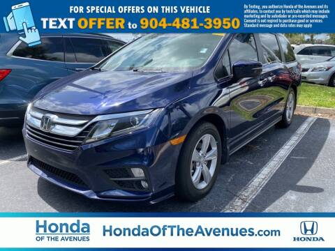 2019 Honda Odyssey for sale at Honda of The Avenues in Jacksonville FL