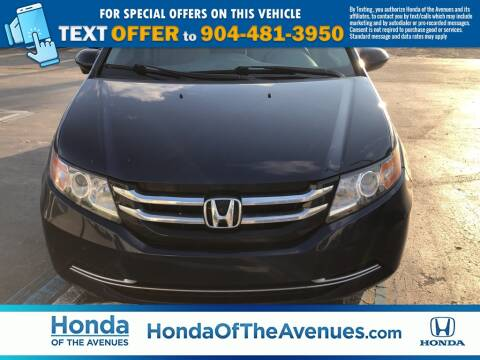 2016 Honda Odyssey for sale at Honda of The Avenues in Jacksonville FL