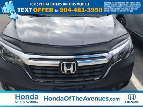2017 Honda Ridgeline for sale at Honda of The Avenues in Jacksonville FL