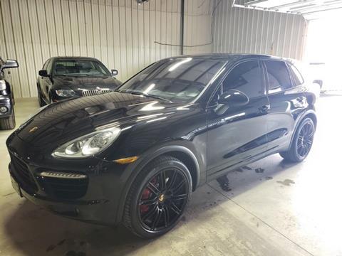 2014 Porsche Cayenne for sale in Burton, MI