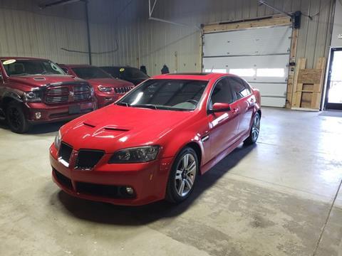 2009 Pontiac G8 for sale in Burton, MI