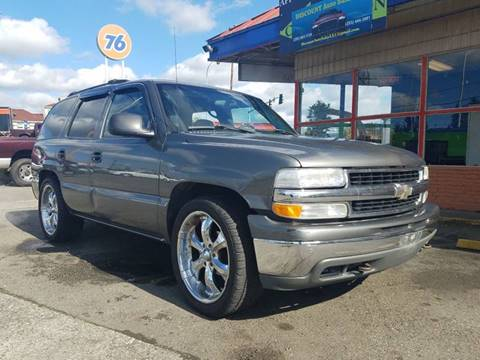 2000 Chevrolet Tahoe for sale in Lakewood, WA