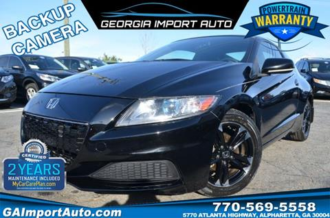 2014 Honda CR-Z for sale in Alpharetta, GA