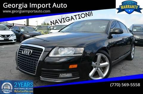 Audi For Sale In Ga >> Audi For Sale In Alpharetta Ga Georgia Import Auto