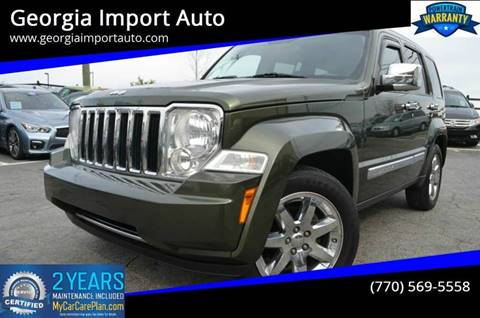 2009 Jeep Liberty for sale in Alpharetta, GA